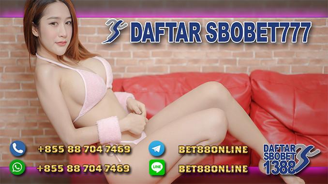 Daftar Sbobet777